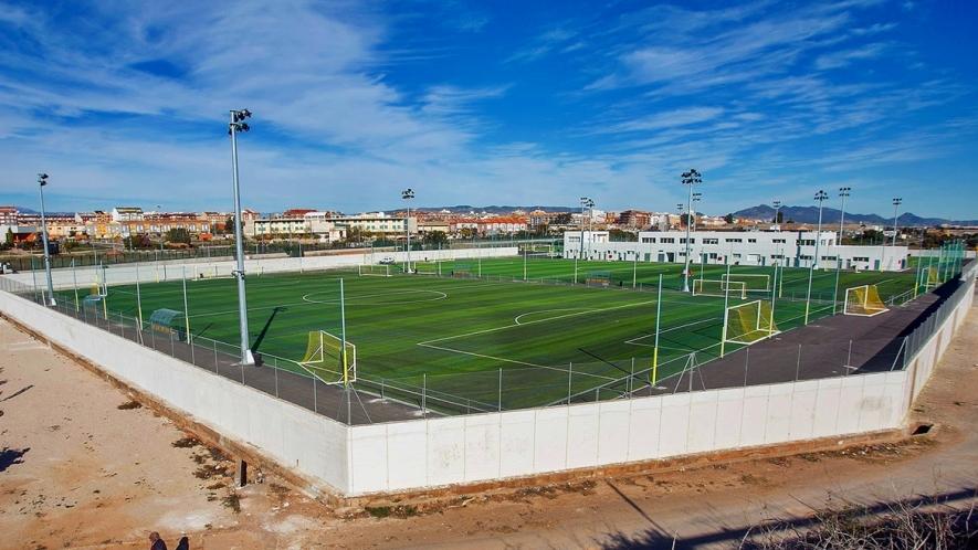 La Copa de Campeones Alevín y Benjamín se jugará en Pamesa