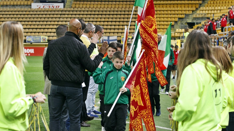 Disfruta de la 'Villarreal Yellow Cup' en Pamesa