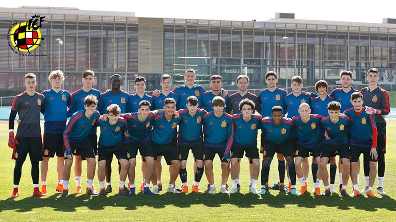 Baena y Morante jugarán el Europeo Sub-17