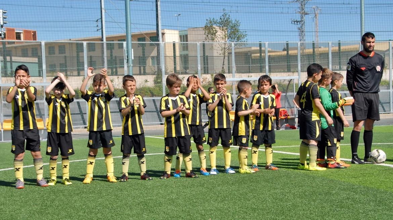 El PreBenjamín B subcampeón del Torneo Vila d'Almussafes